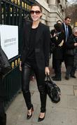 Margo Stilley and London Fashion Week