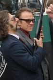 Michael Imperioli and Harvey Keitel
