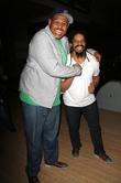 Omar Benson Miller and Rohan Marley