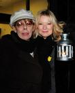 Frances de la Tour and Gillian Taylforth Lights...