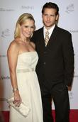 Jennie Garth and husband Peter Facinelli attends the...