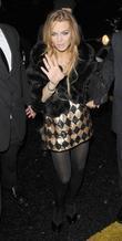Lindsay Lohan, Dj Samantha Ronson and Mean Girls