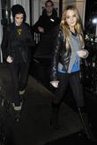 Lindsay Lohan and Samatha Ronson