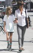 Lisa Rinna and Daughter Amelia Gray Hamlin Leaving A Medical Building In Beverly Hills