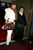 Tamara Tunie and Evelyn Hawkins Tunie
