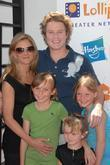Billy Bush and Family