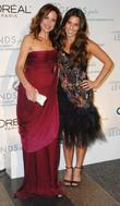 Andie Macdowell and daughter Rainey