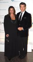 Keely Shaye Smith and Pierce Brosnan