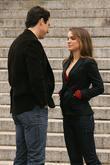 Scott Cohen and Natalie Portman