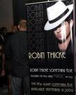 After party for Robin Thickes official 'Love Soul' concert at Spirits Nightclub