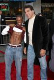 Tommy Davidson and Lou Ferrigno
