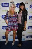 Whitney Thompson and Saleisha Cooper Lucky Magazine hosts...