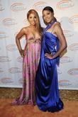 Toni Braxton and Trina Braxton