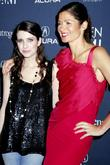Emma Roberts and Jill Hennessy
