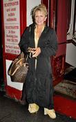 Adele King (Twink) World premiere of 'Macbecks' at...
