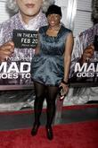 Aisha Hinds New York Screening of Tyler Perry's...
