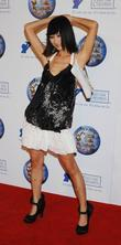 Bai Ling World Magic Awards held at Barker...
