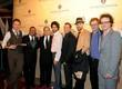Adrian Grenier and his band the Honey Brothers...