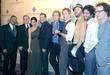 Kim Kardashian, Shareef Malnik and The Honey Brothers