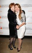 Frances Fisher and Jane Seymour