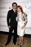Tony Dovolani and Jane Seymour