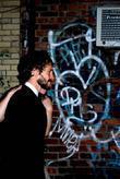 Hugh Dancy and Marc Jacobs