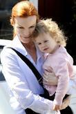 Marcia Cross and Daughter Eden Mahoney