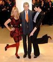 Twiggy, Stuart Rose and Erin O'Connor open Marks...