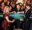 Twiggy and Erin O'Connor open Marks & Spencers...