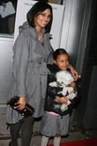 Rachel Roy and Her Daughter Ava With Their Dog Puppy