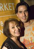 Adriana Barraza and Raul Olivo Florida Media Market...
