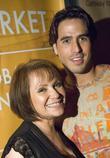 Adriana Barraza and Raul Olivo