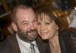 Adriana Barraza with her husband Arnoldo Pipke Florida...