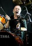 Lars Ulrich and Chicago
