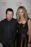 Michael J Fox, Tracy Pollan