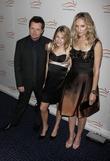Michael J Fox, Schuyler Fox and Tracy Pollan