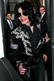 Michael Jackson and O2 Arena