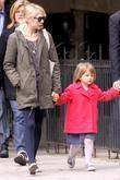 Michelle Williams and daughter Matilda Ledger