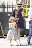 Michelle Williams, her daughter Matilda go out for a morning coffee in Brooklyn