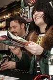 Julian Barratt and Noel Fielding Of The Mighty Boosh
