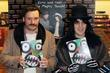 Julian Barratt and Noel Fielding of The Mighty...