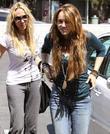 Miley Cyrus and Trish Cyrus