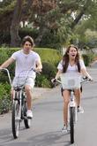 Miley Cyrus and Her Boyfriend Justin Gaston