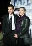 Emile Hirsch and mom