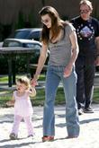 Milla Jovovich and Daughter Ever Gabo Anderson