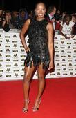Jamelia Mobo Awards 2008 - Arrivals London, England