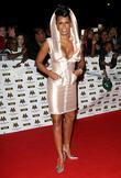 Melanie Brown Mobo Awards 2008 - Arrivals London,...