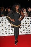Mica Paris The MOBO awards 2008 - arrivals...