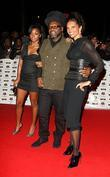 Jazzie B The MOBO awards 2008 - arrivals...