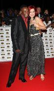 David Grant and Carrie Grant The MOBO awards...